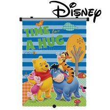 Disney Winnie Car Window Roller Blind Sun Shade for Children Kids Baby Boy Girl