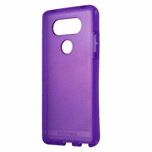 Tech21 Evo Check Series Slim Case for LG V20 - Clear, Purple, Pink, Blue
