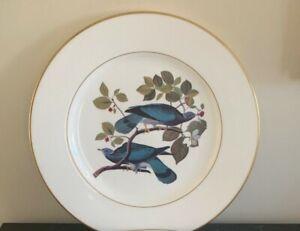 Brooks Brothers for National Audubon Society Game Bird Platter by Richard Ginori