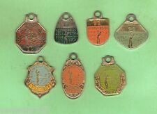 #D135. BOTANY GOLF CLUB MEMBER BADGES 1985/6 to 1990/1  plus 1934 - 84  BADGE