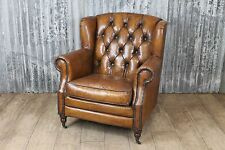 Art Deco Leather 20th Century Antique Chairs