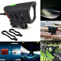 True 5000LM 2 X XM-L T6 LED 5 Modes USB Waterproof Lamp Bike Bicycle Headlight