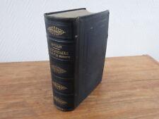Bouillet DICTIONNAIRE D'HISTOIRE ET DE GEOGRAPHIE Hachette 1869