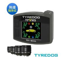 DHL -New TYREDOG TPVMS TD-1800 F-X External Pressure Vibration Monitoring System