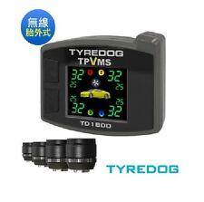 DHL -New TYREDOG TPVMS TD-1800 F-X External Pressure Vibration Monitoring System
