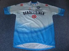 """Gerolsteiner Wilier Fiat Italian Cycling Jersey [42"""" chest Est Large]"""