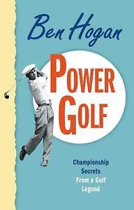 Power Golf by Hogan, Ben