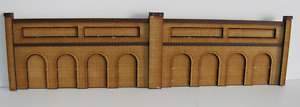 Trackside Models - HO Scale - Laser Cut Retaining Wall Style A - SM1072