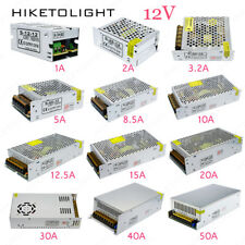 110V-220V to DC12V Regulated Switching Power Supply LED Driver Transformer Strip