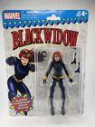 Marvel Legends Retro Black Widow 6 Inch Action Figure Hasbro NEW