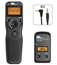 PIXEL Wireless LCD Digital Timer Shutter Release for Sony Cameras TW-283
