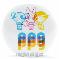 "The Powerpuff Girls PPG 1.25"" Button ~ Officially Licensed ~ NEW"