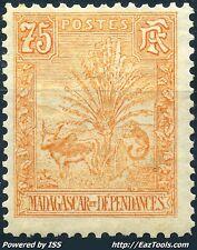 MADAGASCAR N° 74 NEUF * AVEC CHARNIERE COTE 85€