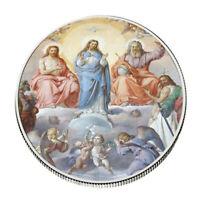 Jesus, Gedenkmünze, mit 999,9 Silber überzogen, in Münzkapsel, Sammlermünze