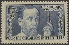 """FRANCE #B59: MNH """"Louis Pasteur"""" issue with surtax"""