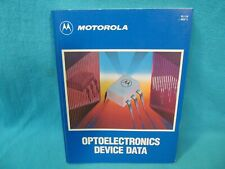 Motorola Optoelectronics Device Data Reference Book 1989