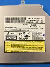 Panasonic UJDA770 / Toshiba G8CC0002J520 IDE 24X24X8X24X CDRW/DVD-ROM Slim Combo