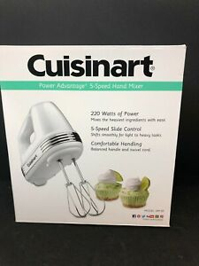Cuisinart Power Advantage 5-Speed Hand Mixer, Model HM-50FAST FREE SHIPPING!!