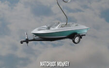 Waterski Wakeboard Speed Boat Christmas Ornament Mastercraft Sea Ray Water Ski