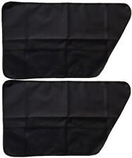 Pet Dog Seat Cover  Door Protector for Dogs Set of 2 Car Door Scratch Universal