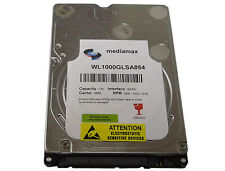 New 1TB (1000GB) 8MB Cache 5400RPM SATA2 Laptop Hard Drive PS3 OK -FREE SHIPPING