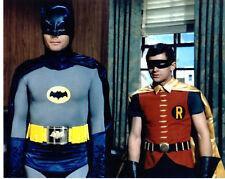 BATMAN AND ROBIN ADAM WEST BURT WARD PHOTO