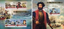 Vasco Da Gama Explorers Potugal Maldives MNH stamp set