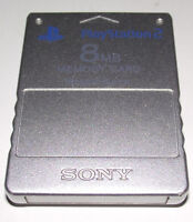 Genuine Sony Magic Gate PS2 Memory Card PlayStation 2 8MB SCPH 10020