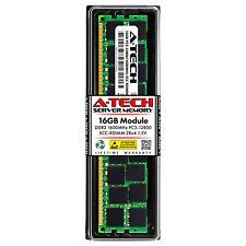 Kingston KVR16R11D4K4/64 A-Tech Equivalent 16GB DDR3 1600 REG Server Memory RAM