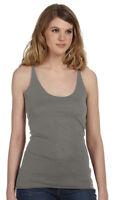 Bella Ladies NEW Triblend Racerback Tank Top Tee Size S-2XL Womens T-Shirt 8430