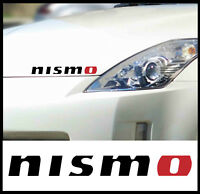 Nismo Headlight decal sticker universal for all Nissan Altima 350z 300zx BRT