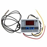 XH-W3001 Digital Control Temperature Microcomputer Thermostat Switch KY 2019