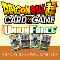 Union Force C/UC/R Cards - Dragon Ball Super Card Game Singles Uncommon Rare