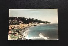 Isle of Wight - Seagrove Bay - Seaview - 1955 Real Photo