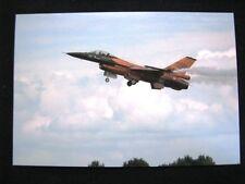 Photo General Dynamics F-16 J-015 Solo Display RNLAF Open Dag KLu 2009 #7