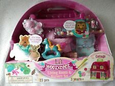 Li'l Woodzees Living Room And Nursey Set New Sealed