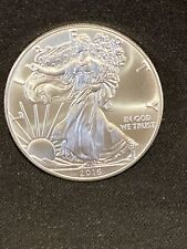 2016  American Silver Eagle - Uncirculated Lot # 13M