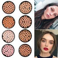 Face Blush Powder Cheek Color Comestics Blusher Bronzer Contour Makeup R9M1