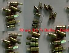 Ba 7s Bulb + Holders (20 sets ) for vintage car,tractors,speedos, instruments