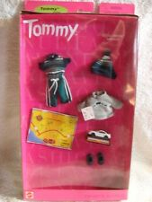 VERY RARE TOMMY FASHION AVENUE 2000 2 OUTFITS GREEN/GREY & BLACK NIB