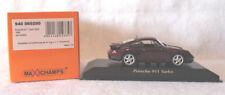 Maxichamps 1/43rd Scale Porsche 911 Turbo (993), 1993, Red Metallic