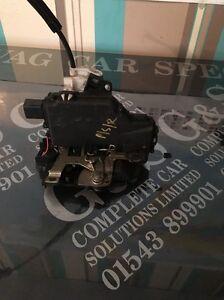 VOLKSWAGEN GOLF MK4 PASSENGER SIDE REAR CENTRAL LOCKING MOTOR