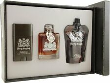 Dirty English By Juicy Couture For Men Edt Spray 3.4 Oz & Aftershave Soother 4.2