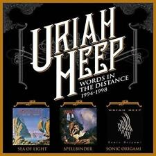 Uriah Heep - Words In The Distance - 1994-1998 (NEW 3CD)