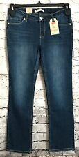 Levi's Girls 711 Skinny Stretch Denim Jeans Adj. Waist Size 10.5 Plus  *A20