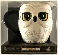 Harry Potter Eule Hedwig Tasse mit Geschenkbox Kaffeetasse Becher Mug Primark