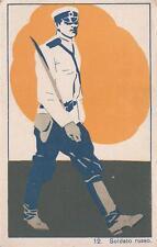 9168) WW1 LA GUERRA EUROPEA DEL 1914. SOLDATO RUSSO.