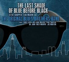Last Shade Of Blue Before Black - Original Blues Brothers Band (2017, CD NEUF)