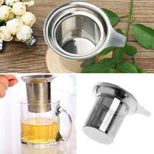 Popular Stainless Mesh Tea Infuser Reusable Strainer Loose Tea Leaf Spice Filter