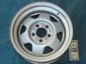 Chrysler 1980s Jeep USA 26 3 2 Q T 15X7 OJJ 5 Nut Steel Wheel Rim for Tire OEM